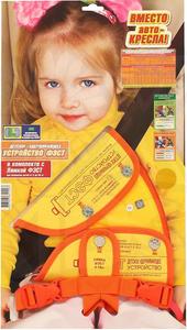ФЭСТ Детское удерживающие устройство пуговицы+лямка