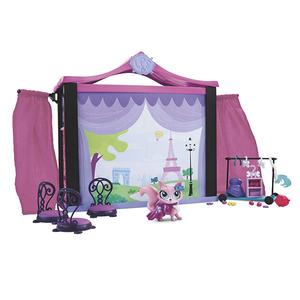 Littlest Pet Shop: Стильный подиум для показа мод   А7942