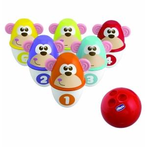 "Chicco: Боулинг Monkey Strike 2 в 1 ""Fit&Fun"", 18м+   8003670826798"