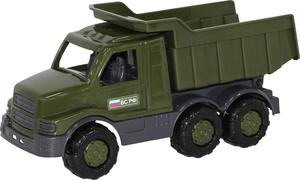 """48523 """"Гоша"""", автомобиль-самосвал военный"""