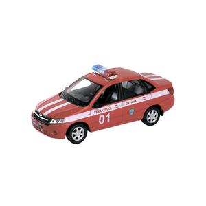 43657FS  WELLY 1:34-39  Lada Granta Пожарная охрана