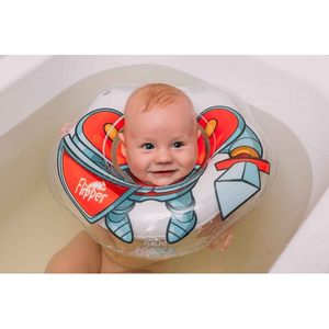 "006 FL Flipper- круг на шею для купания малышей ""Рыцарь"""