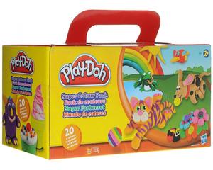 Play Doh: Набор пластилина: 20 банок  А7924