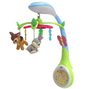"Chicco: Мобиле Disney ""Bambi"" 0м+  8058664029310"