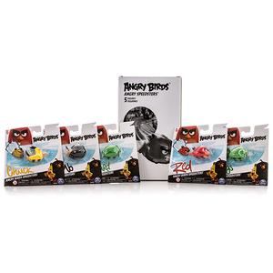 Angry Birds 90508 Энгри Бердс Набор из 5 птичек на колесах в ассортименте