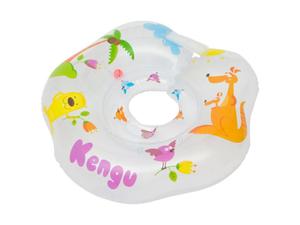 "001-RN Круг на шею для купания малышей ""KENGU"" 4627086622214"
