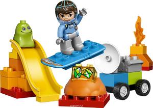 10824 LEGO Дупло Космические приключения Майлза