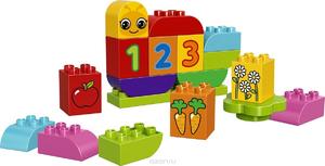 10831 LEGO Дупло Моя весёлая гусеница