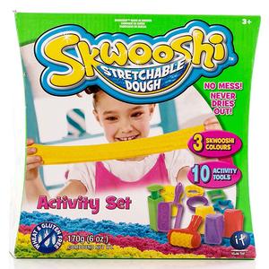 Skwooshi s30004 Набор для творчества игровой - масса для лепки и аксессуары