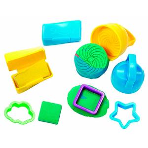 Skwooshi s30008 Набор для смешивания цветов игровой - масса для лепки и аксессуары