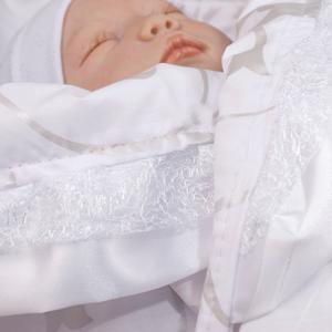 "К-т 5 пр д/новорожд. ""Бристоль Королевский Ажур"", (арт 172(БКА)-5 Тка) летний"