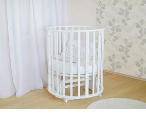 104001 Кровать детская СКВ-10 универсальная, белый