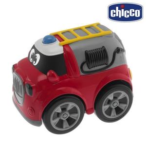 Chicco: Машинка Турбо Team Fire Truck 2г+
