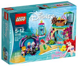 41145 LEGO Принцессы Дисней Ариэль и магическое заклятье
