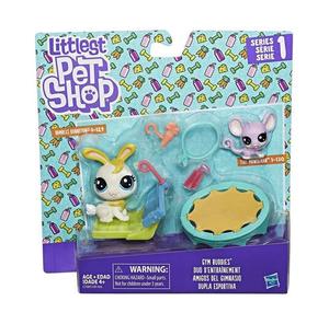 Littlest Pet Shop: Набор: Новые чудесные приключения С1201