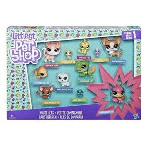 Littlest Pet Shop: Набор: коллекция петов В9343