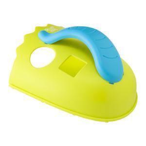 001G- RTH Органайзер-сортер Dino для игрушек и банных принадлежностей зеленый
